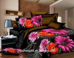 Dragonfly Bedding Queen Sunflower Bedding Set Twin Sunflower Bedding Set Twin Suppliers