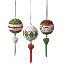 golf decor ornaments