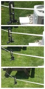 toy zip line homemade outdoor zip line summer activity