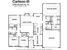 4 Bedroom Single Story Floor Plans 4 Bedroom Floor Plans For One Story House Bill Beazley Floor