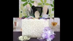 Bridal Shower Gift Baskets Best Wedding Shower Party Gift Basket Ideas Youtube