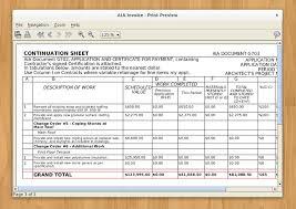 aia g702 invoice template how to write curriculum vitae uk