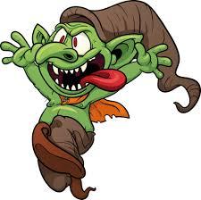 goblin halloween clipart u2013 halloween wizard