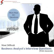 resume sles for business analyst interview questions 60 business analyst interview questions and answers the business