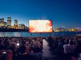 the coolest outdoor movie theaters around the world photos