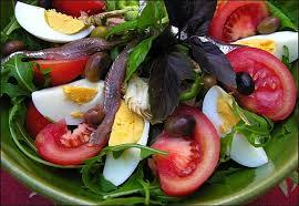 recette cuisine nicoise salade niçoise recettes cuisine française