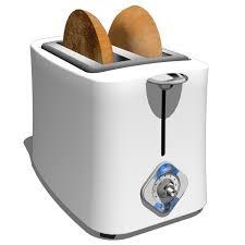 Hamilton Beach Two Slice Toaster Kitchen Appliances 05 3d Model Formfonts 3d Models U0026 Textures