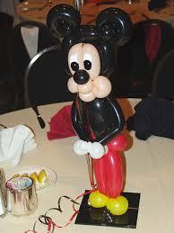 mickey mouse balloon arrangements april 2009 balloonatics