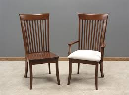 Dutch Shaker Dining Chair From DutchCrafters Amish Furniture - Shaker dining room chairs