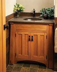 craftsman style bathroom ideas mission style vanity interior design for best 25 craftsman style