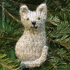 25 days of handmade ornaments day 10 tiny window cat my
