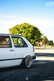 volkswagen rabbit custom pin by mauricio valero flores on vw mk2 style pinterest