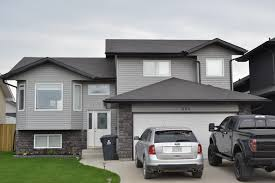 modified bi level house plans saskatoon