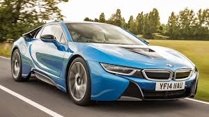 bmw hydrid radical bmw i8 hybrid sports car driven