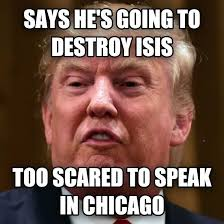 Funny Anti Obama Memes - does trump know you aren t muslim