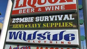 zombie survival store a shop for killing undead orlando sentinel