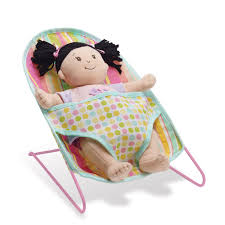 Baby Bouncing Chair Doll Bouncy Chair Baby Stella Dolls U0026 Accessories Manhattan Toy