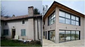maison rénovée avant après avant après la rénovation audacieuse d une fermette du xixe siècle