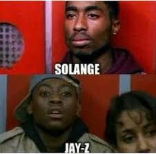 Meme Jay Z - jay z vs solange meme jay z vs solange pinterest meme and memes