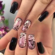 haha nails hand painted butterfly nail art makeup hair nails