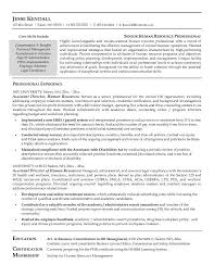 hr resume templates hr resume template hr assistant resumeexlessles human