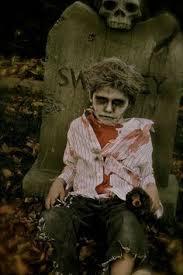 Scary Kids Halloween Costumes Zombie Costume Ideas Kids Kids Zombie Costume