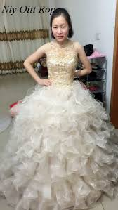 gold quince dresses 2017 chagne quinceanera dresses gold beaded gown cheap