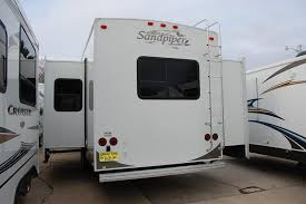 2007 forest river sandpiper 315bht fifth wheel riceville ia