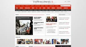 the world news ii gavick template v 2 16 joomla 2 5 3 x