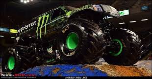 monster energy drink truck drivers