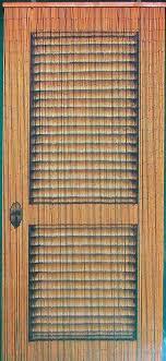 Bamboo Closet Door Curtains Innovative Bamboo Closet Door Curtains Decorating With Curtain