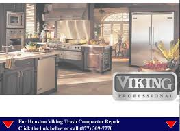 Kitchen Compactor Viking Trash Compactor Repair Houston Youtube