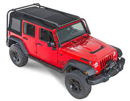 lowered 4 door jeep wrangler kargo master 55000 congo pro rack for 07 17 jeep wrangler