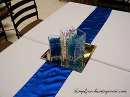 Blue Wedding Centerpieces by 14 Best Wedding Centerpieces Images On Pinterest Marriage