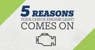 what would make a check engine light go on 5 reasons your check engine light comes on j tech cdl training