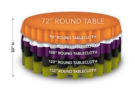 120 round tablecloth fits what size table rent round tablecloths in polka dot