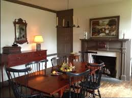 Best Colonial Dining Rooms Images On Pinterest Primitive - Colonial dining rooms