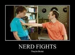 Funny Fight Memes - nerd fights jpg