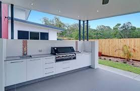 outdoor bbq kitchen brisbane kitchen cabinets