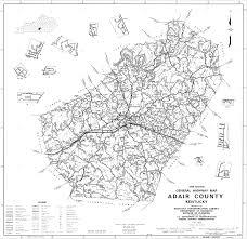 County Maps Kentucky Maps