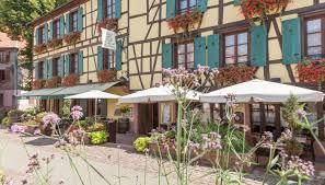 chambres d hôtes ribeauvillé alsace hôtel restaurant du mouton