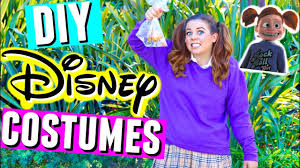 diy disney halloween costumes for girls halloween costumes