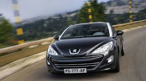 peugeot rcz black peugeot rcz limited edition announced