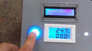diy openevse charging station demo with nissan leaf level 2 ev