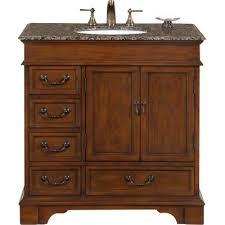 36 Bathroom Vanity With Drawers by Kbc Westminster 36