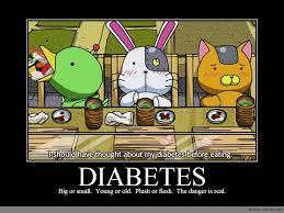 Meme Diabetes - diabetes anime meme com