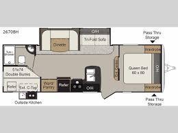 Hi Lo Camper Floor Plans Passport Travel Trailer Rv Sales 17 Floorplans