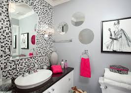 pretty bathroom ideas pretty in pink s bathroom remodel in detail interiors
