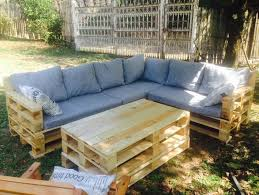 patio furniture with pallets garden furniture made from pallets pallet idea