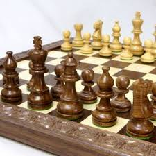 Chess Table And Chairs Custom Chess Boards Pieces And Sets Handmade Wooden